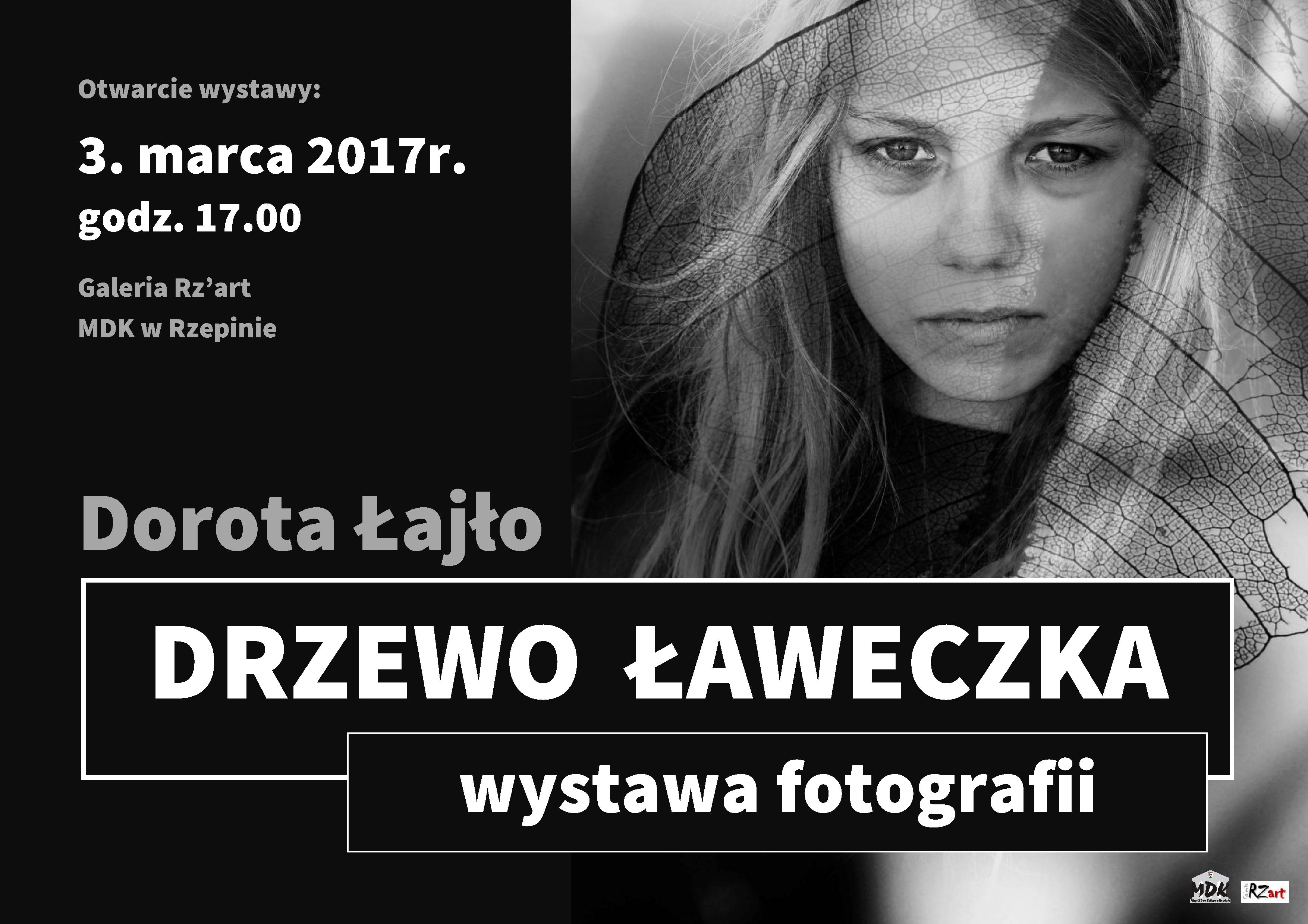 Ilustracja do informacji: MDK zaprasza na wystawę fotografii Doroty Łajło.