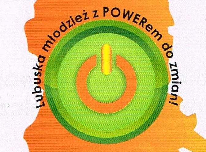 """Ilustracja do informacji: Zapraszamy do udziału w projekcie """"Lubuska młodzież z POWERem do zmian!"""""""