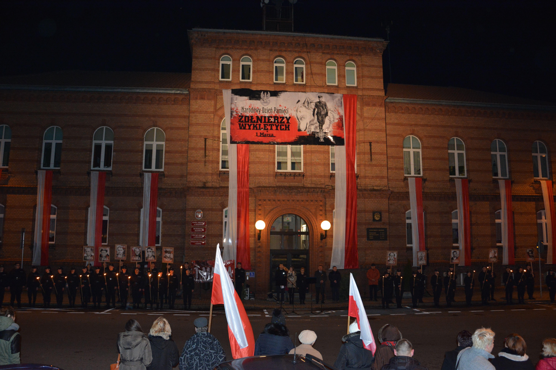 Ilustracja do informacji: Obchody Narodowego Dnia Pamięci Żołnierzy Wyklętych - Fotorelacja.