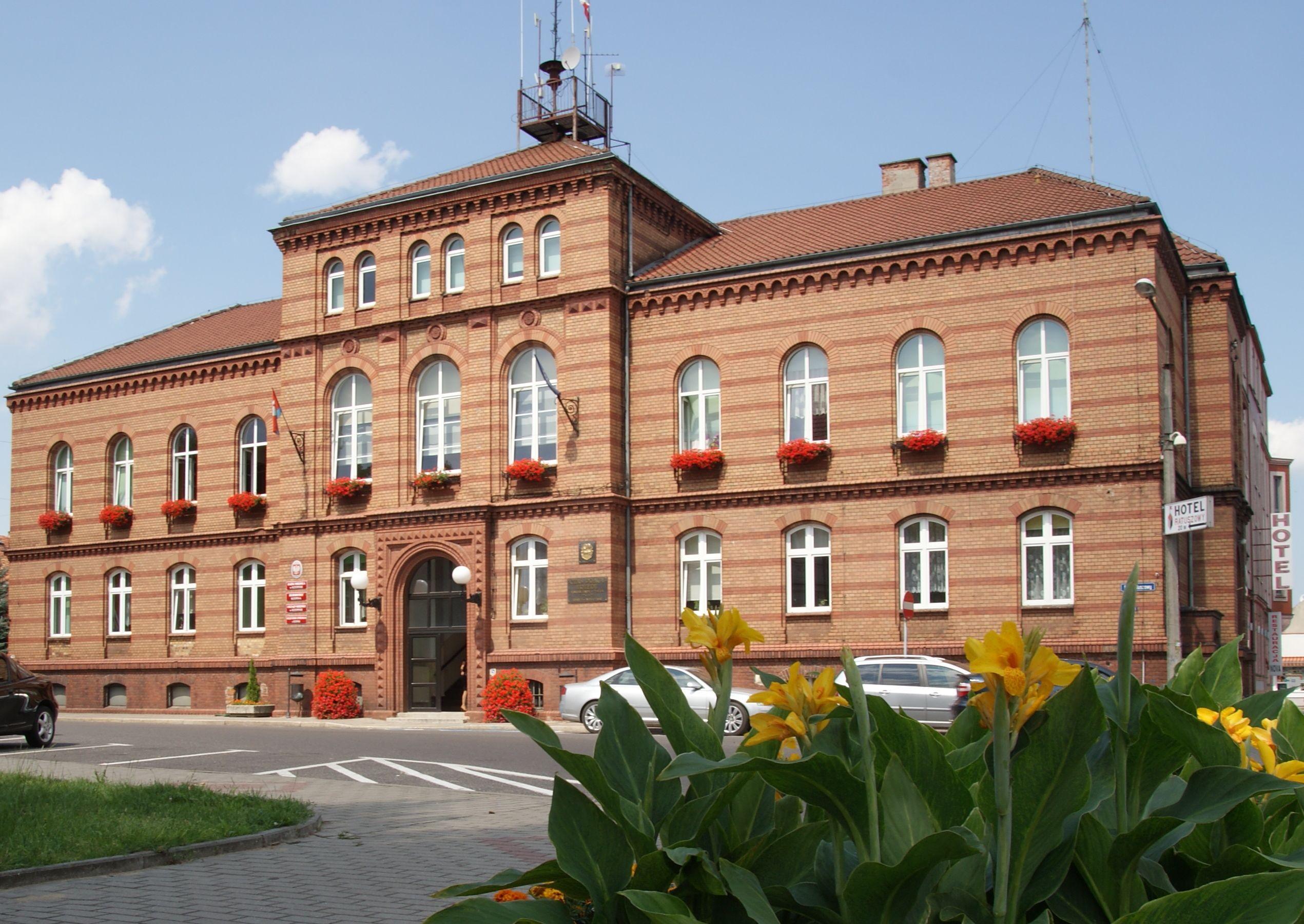 Ilustracja do informacji: Informacja Burmistrza Rzepina.