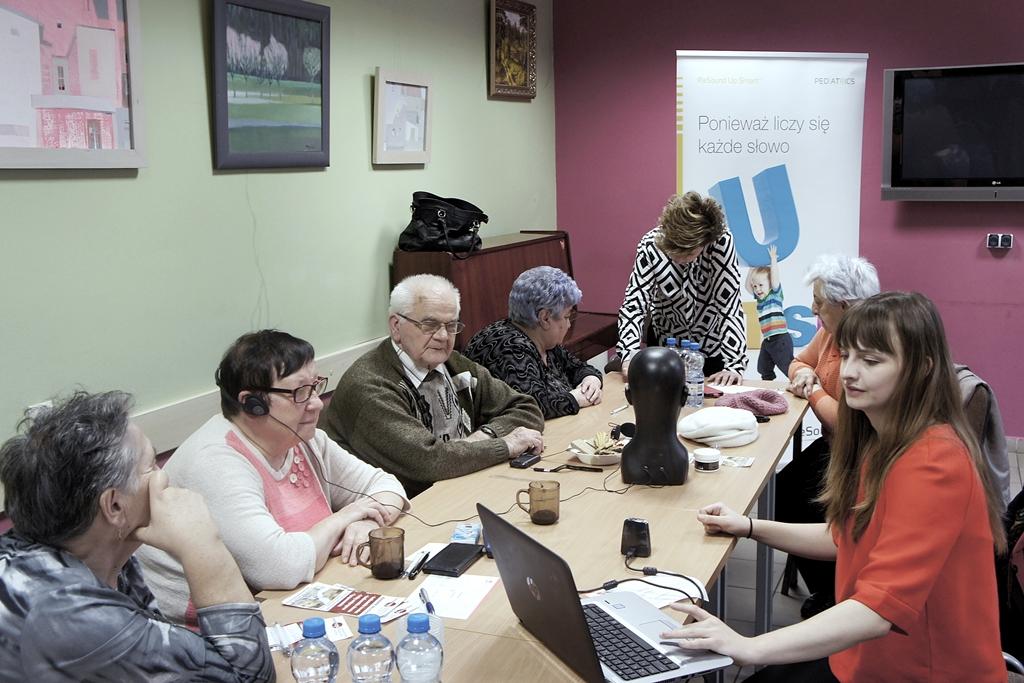 Ilustracja do informacji: Spotkanie edukacyjne rzepińskich diabetyków.