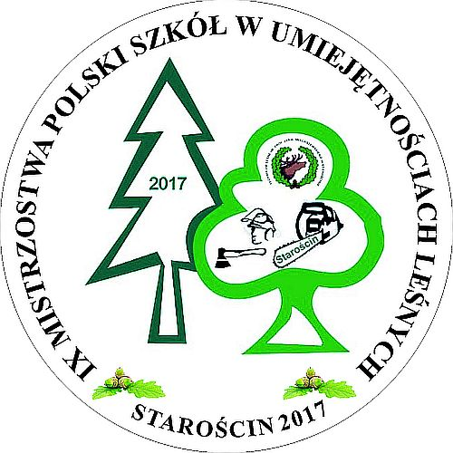 Ilustracja do informacji: IX Mistrzostwa Polski Szkół w Umiejętnościach Leśnych.