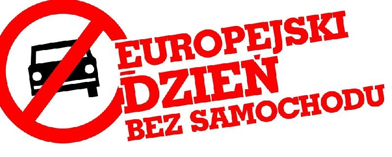 Ilustracja do informacji: 22 września - Europejski Dzień bez Samochodu