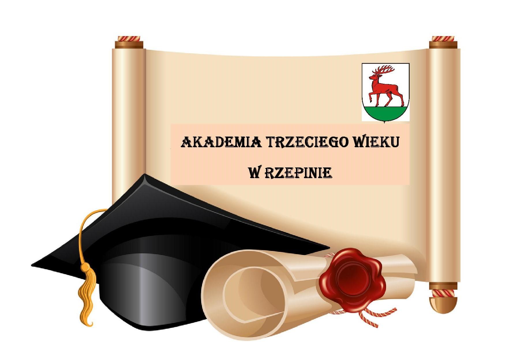 Ilustracja do informacji: Zapraszamy na inaugurację roku w Akademii Trzeciego Wieku.