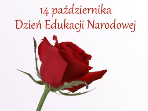 Ilustracja do informacji: Uroczystość z okazji Dnia Edukacji Narodowej