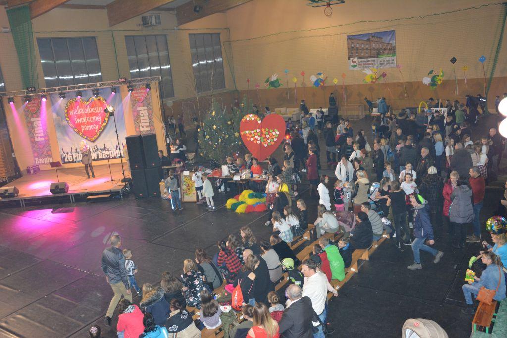 Ilustracja do informacji: Mieszkańcy gminy Rzepin dali się poznać jako najhojniejsi mieszkańcy lubuskiego! Osiągając sumę 64.881 zł pobiliśmy rekord!