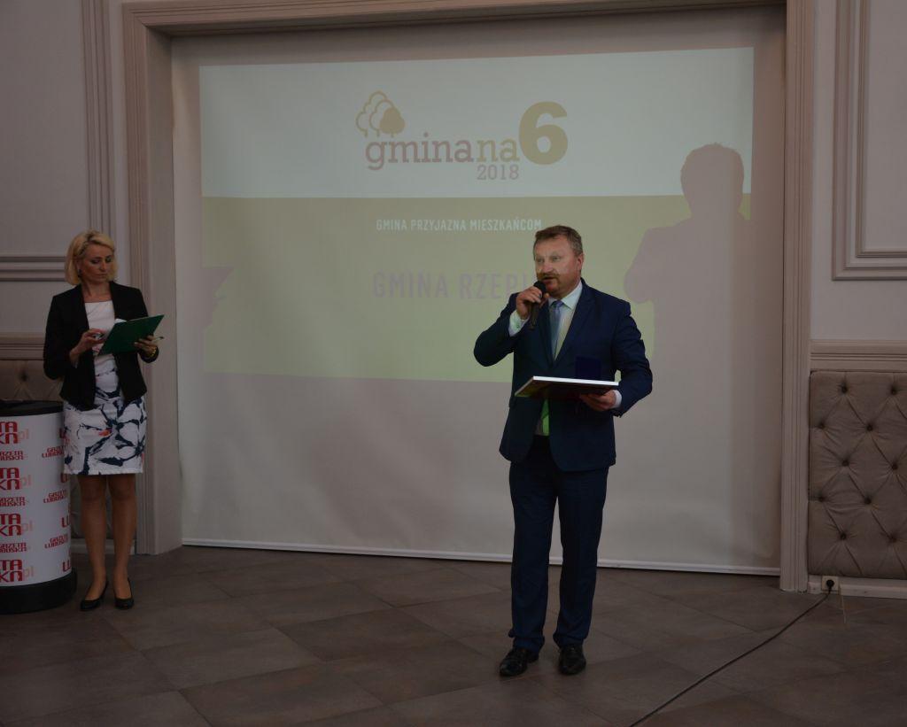 Ilustracja do informacji: Nasza Gmina – Gminą na 6!
