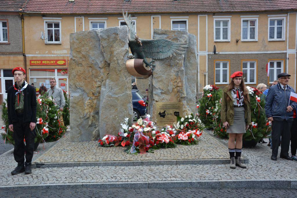 Ilustracja do informacji: Setna rocznica odzyskania przez Polskę niepodległości!