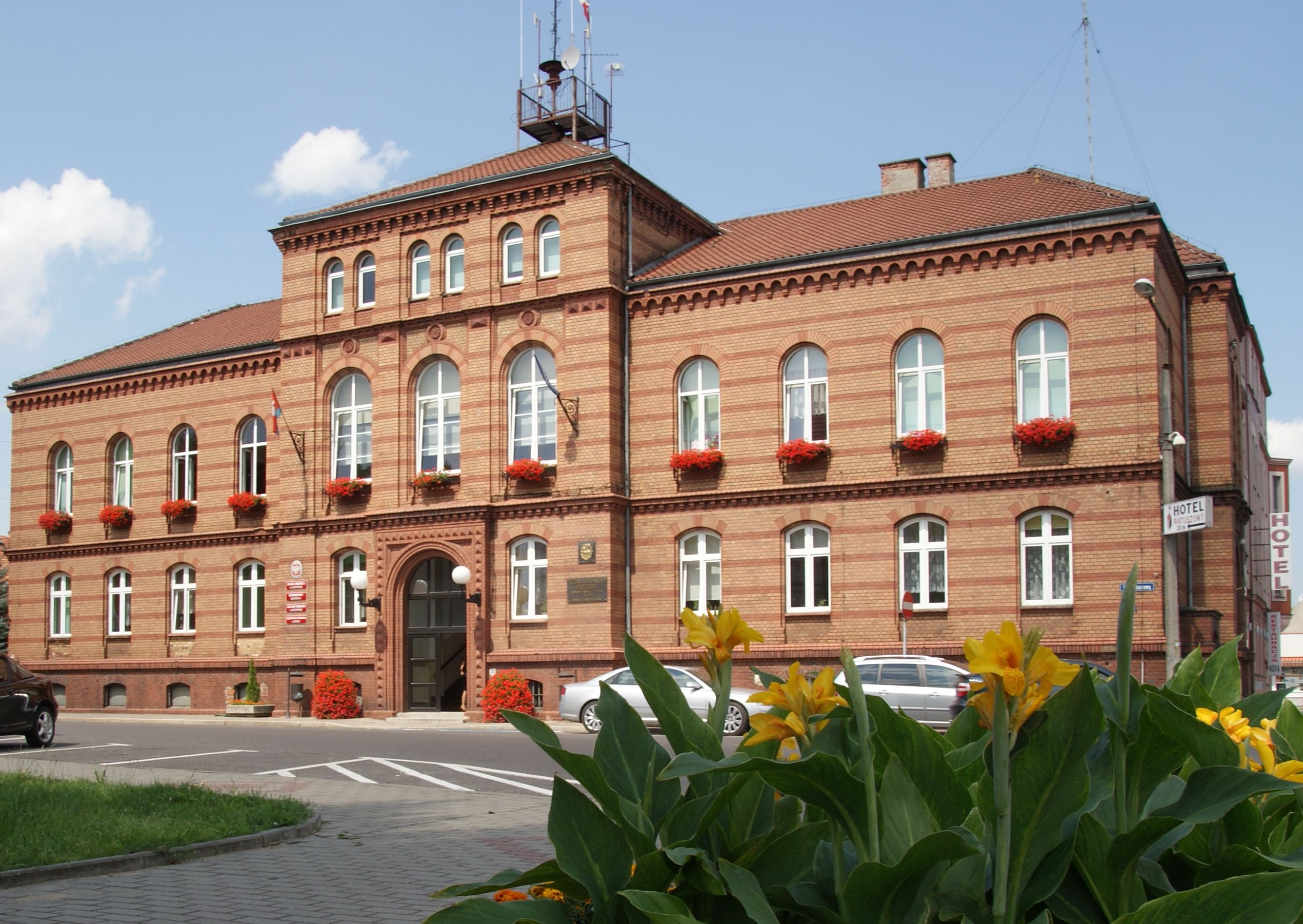 Ilustracja do informacji: Urząd Miejski w Rzepinie czynny w sobotę 24 listopada br.