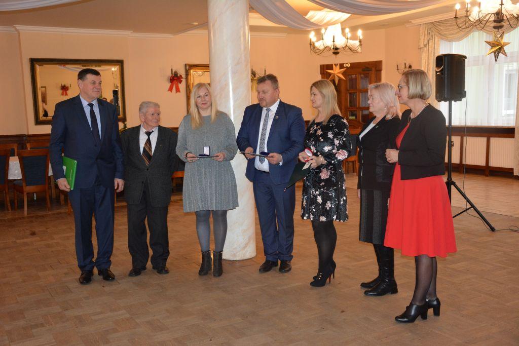 Ilustracja do informacji: Spotkanie opłatkowo – noworoczne rzepińskich Sybiraków.