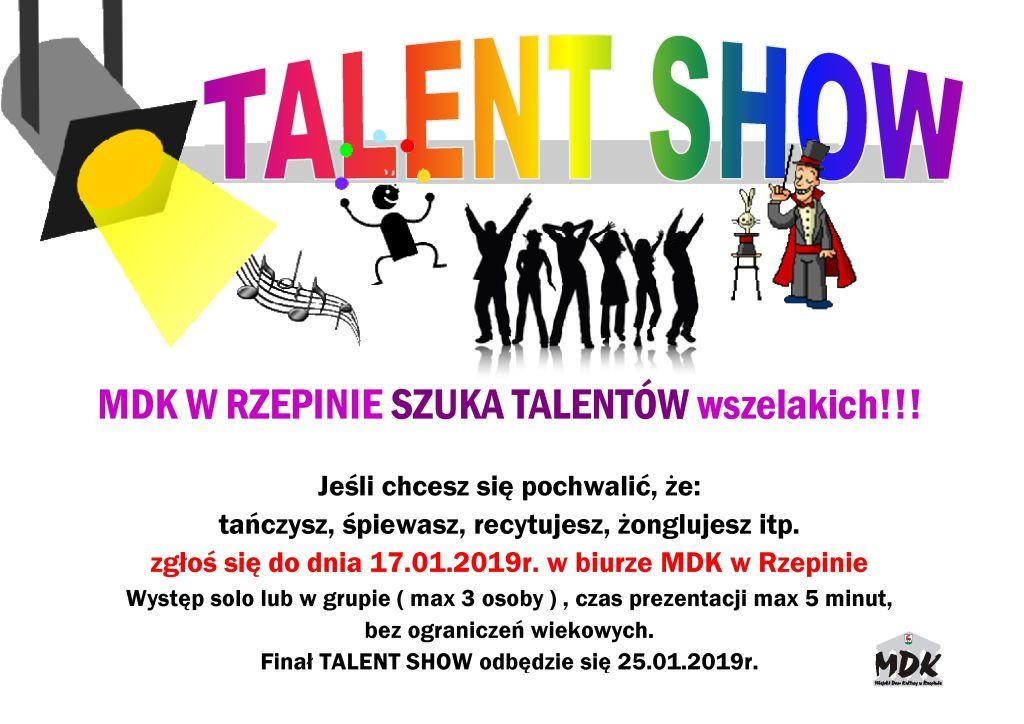 Ilustracja do informacji: Masz talent? Weź udział w naszej zabawie!