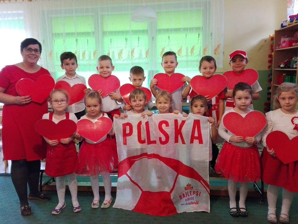 """Ilustracja do informacji: """"Piękna nasza Polska cała""""!"""