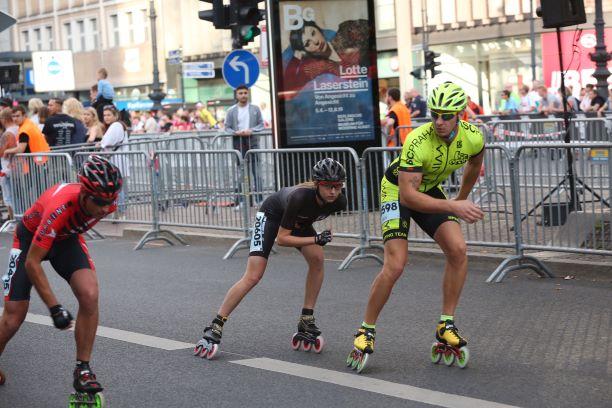 Ilustracja do informacji: Sukcesy Skate Team Kowalów w zawodach w Berlinie