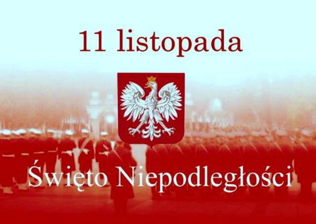 Ilustracja do informacji: Wywieś flagę na Święto Niepodległości!