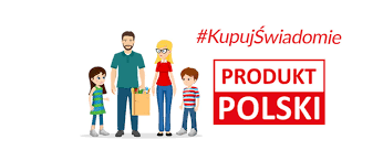 Ilustracja do informacji: PRODUKT POLSKI – KUPUJ ŚWIADOMIE!