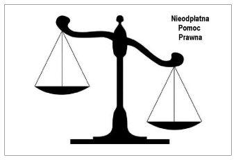Ilustracja do informacji: Informacja dotycząca funkcjonowania punktów nieodpłatnej pomocy prawnej