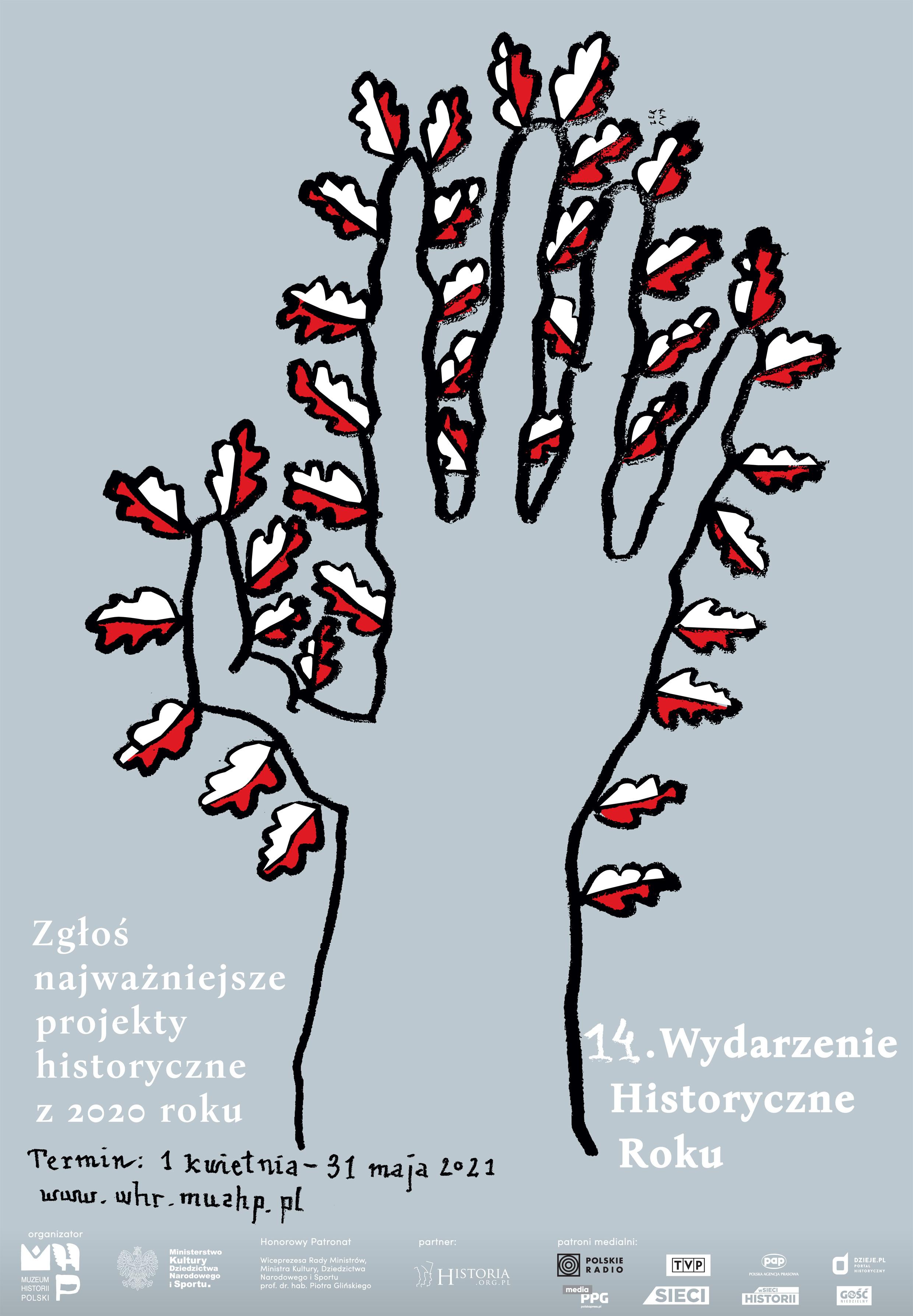 """Ilustracja do informacji: Zgłoś projekt! Ruszyła 14. edycja Plebiscytu """"Wydarzenie Historyczne Roku 2020"""""""