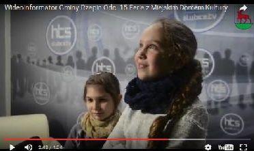 Miniatura filmu: Odc. 15 Ferie z Miejskim Domem Kultury